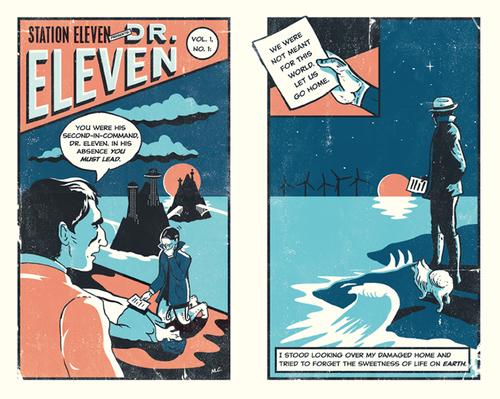 Station+Eleven+comic
